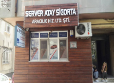 SERVER ATAY SİGORTA ARAC.HİZ.LTD.ŞTİ.